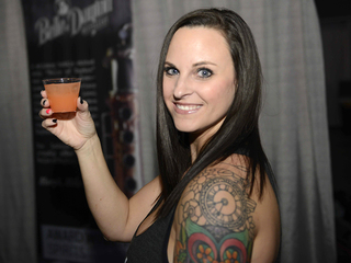 The BEST 'shots' from Proof cocktail festival