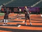Tyler Eifert to make season debut vs. Browns