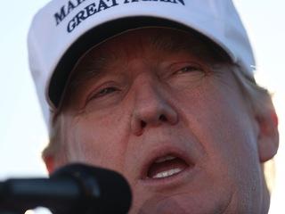 Trump blames 'phony polls,' 'disgusting' media