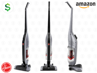 Get a cordless Hoover Vacuum 56% off!