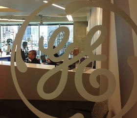 Check out GE's new offices at The Banks