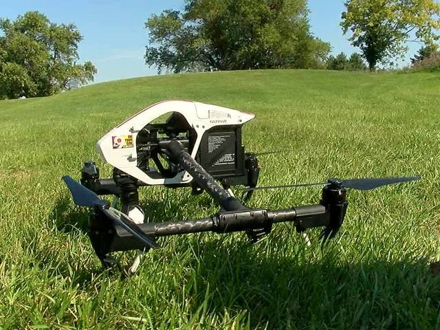 WCPO debuts Sky 9 unmanned aircraft