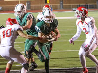 Mason senior's score means more than typical TD
