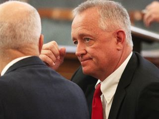 Deters: 'Shut up and let us do our job'