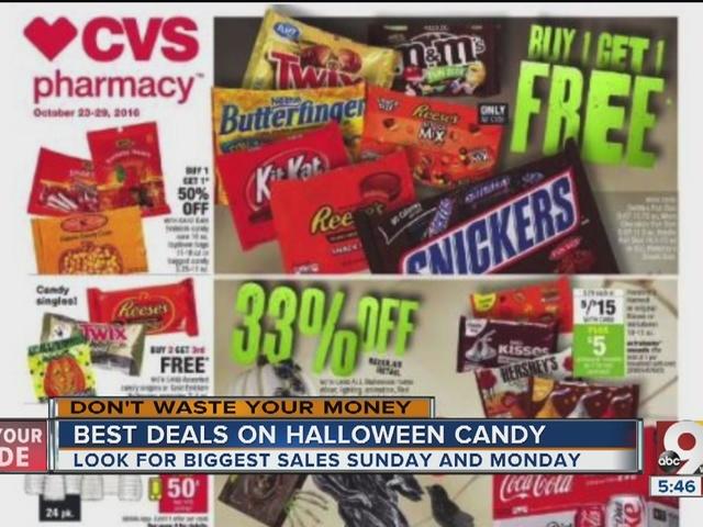 Best deals for halloween candy 2018