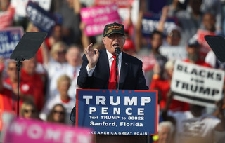 Op-ed: Trump abuses the election process