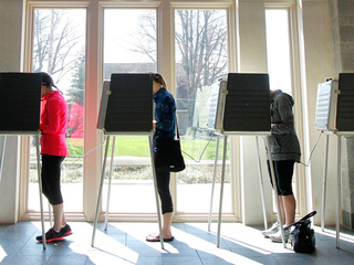 Wouldn't it be cool to be a poll worker?