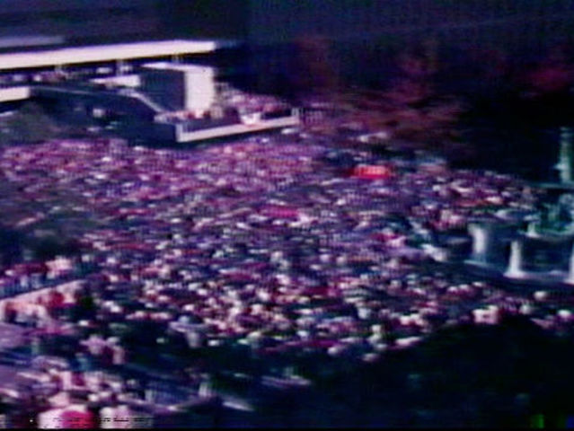 Reds' 1976 World Series celebration