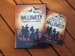 A religious booklet in your trick-or-treat bag?