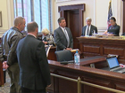 Trial delayed for deputy in prostitution case