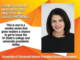 How much do you know about UC's president?