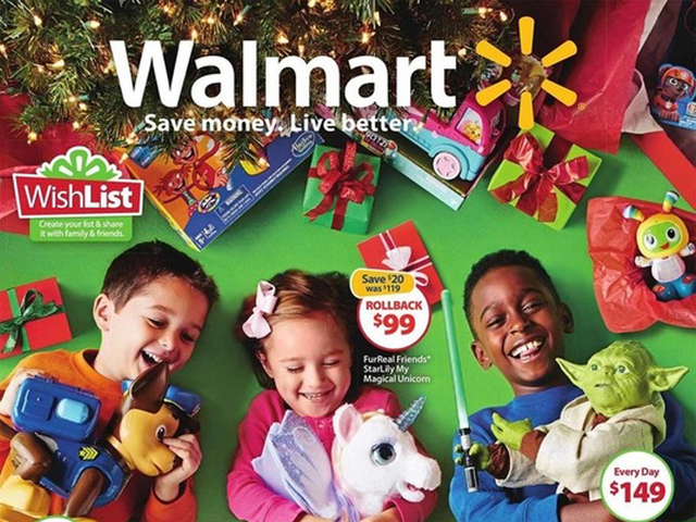 Walmart, Toys r Us holiday toy books released - WCPO Cincinnati, OH
