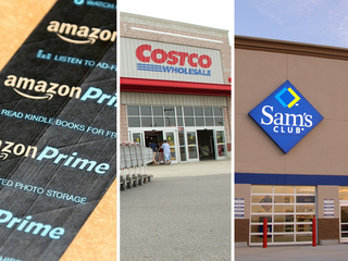 Who is BEST: Amazon Prime, Costco or Sam's Club?
