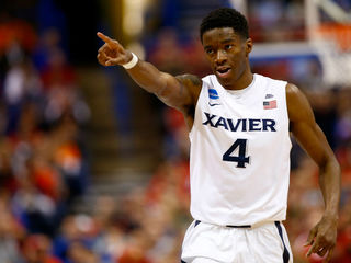 Xavier's Edmond Sumner bound for Indiana Pacers