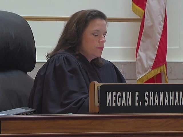 Judge Megan Shanahan explains the questionnaires request