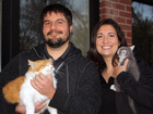 Hang out with cats at this new Mason coffeeshop