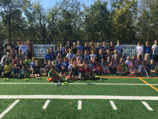 Lacrosse introduced to younger CPS students
