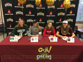 See who's going where on National Signing Day