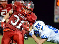 Dixie Heights leans on old-school approach