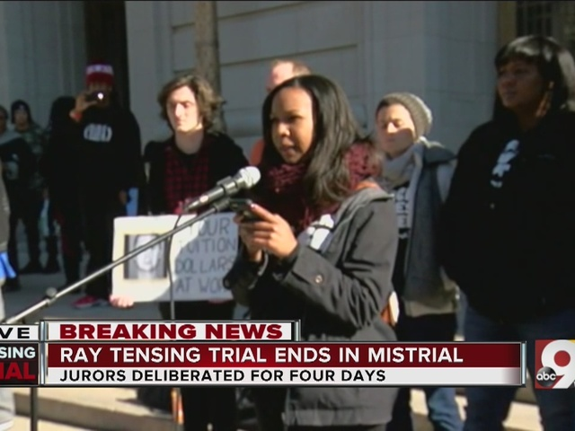 Black Lives Matter rep on Ray Tensing trial: We will be loud and we will…