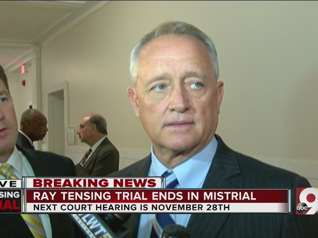 Deters on Tensing trial: This case will cost us over a $1M if we retry