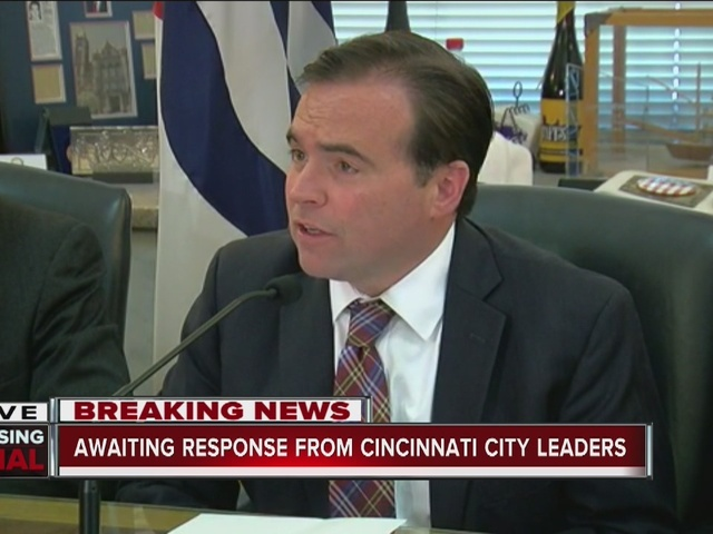 Mayor Cranley calls for Justice