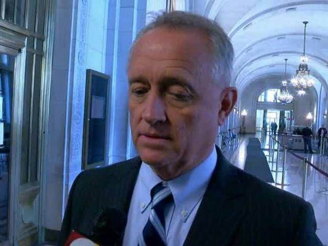 Tanya O'Rourke interviews Prosecutor Joe Deters after Tensing mistrial