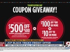 JCPenney's tricky Black Friday offer
