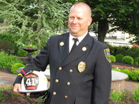 Lebanon names new fire chief after firing Gerome