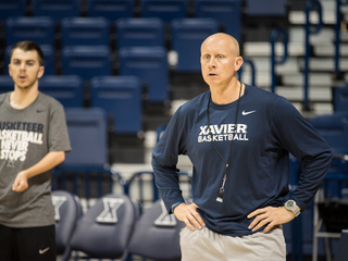 A day in the life of Xavier's Chris Mack