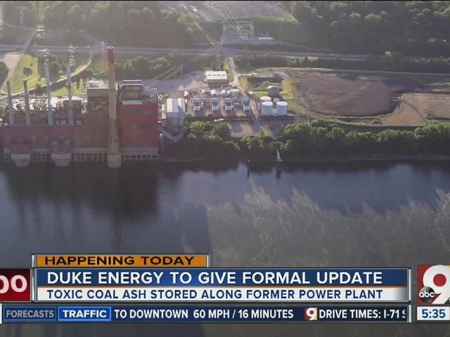 Beckjord: Big decisions loom for closed Duke Energy plant