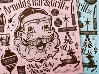 Arnold's plans charitable, musical Black Friday