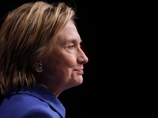 Clinton reflects on devastating loss
