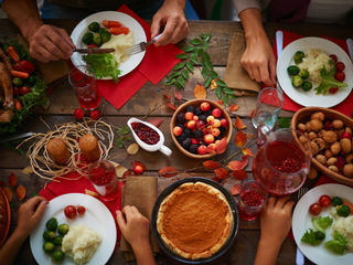 Eat mindful, not mindless this holiday season