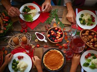 Friendsgiving & Thanksgiving in Las Vegas | 2018