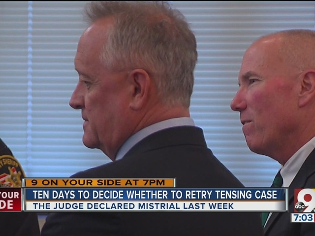 10 days to decide whether to retry Tensing case
