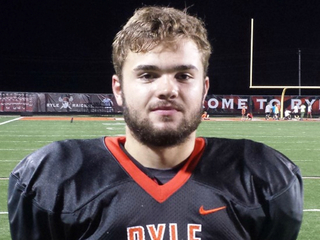 Missed late conversion dooms Ryle