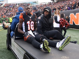 Bengals Podcast: Key injuries leave little hope