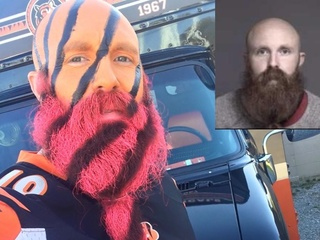 'Beard guy' pleads guilty to drug charges
