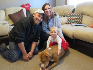 Parents give thanks for life-saving transplants