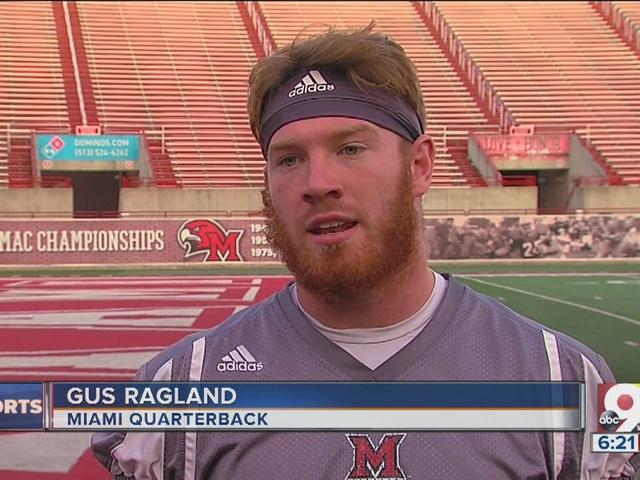 Moeller's Gus Ragland helps resurrect Miami football
