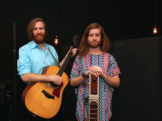 Dawg Yawp plays WCPO before Over-the-Rhine show
