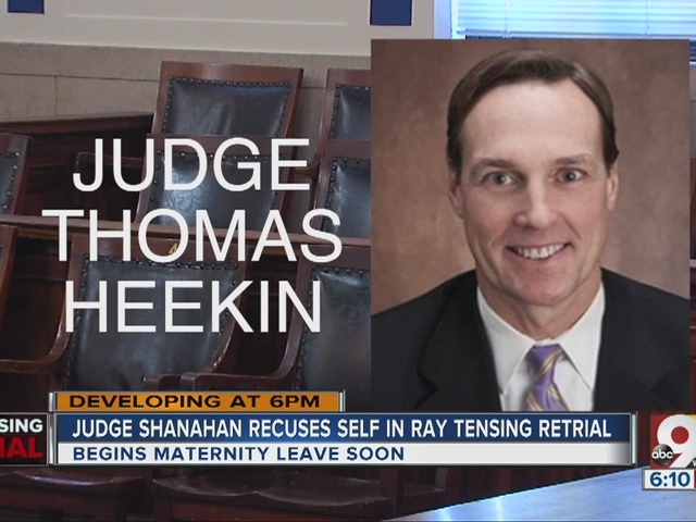 New judge tells WCPO he may recuse himself from Ray Tensing murder retrial