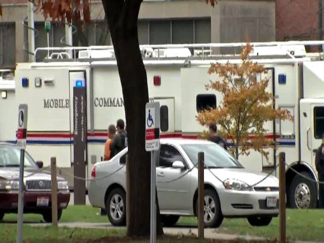 OSU 911 call: It sounded like gunshots