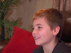 Home alone, Ohio boy frightens away burglars
