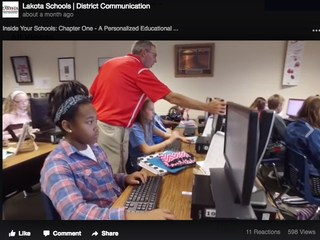 Get to know Lakota schools, 90 seconds at a time