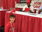 Bad season? Redsfest still feels like Christmas