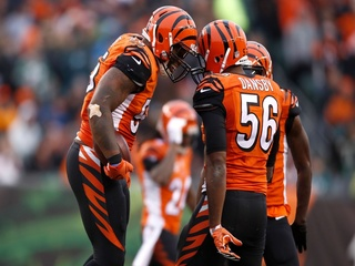 Fay: Bengals looked like 2015 team Sunday