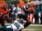 Bengals break losing streak, beat Eagles 32-14