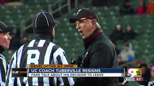 Fans react to Tuberville resignation